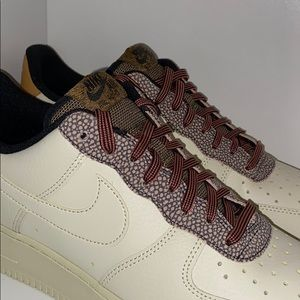 Nike Air Force 1 '07 LV8' 'Fossil'